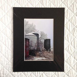 """Winter Frost"" 5x7 Photography Print"